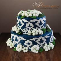 Свадебный торт № 159 С
