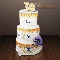 Вип торт № 028 Вип