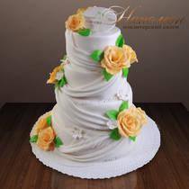 Свадебный торт № 170 С