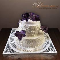 Свадебный торт № 173 С