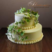 Свадебный торт № 180 С