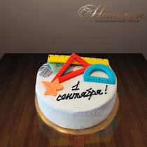 Торт на 1 сентября 331Д