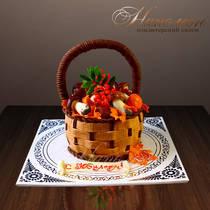 """Торт """"Лесные подарки"""" № 099 Т"""