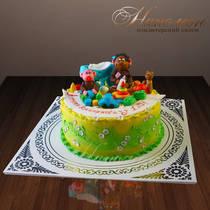 Торт обезьянки № 248 Д