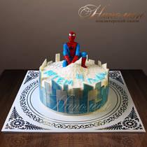 Торт Человек Паук № 252 Д