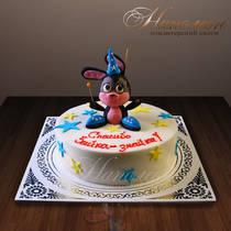 Торт на выпускной из садика № 254 Д