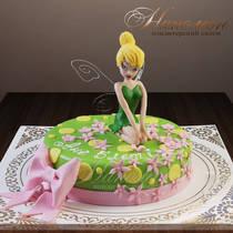 Детский торт Фея Динь-динь № 255 Д