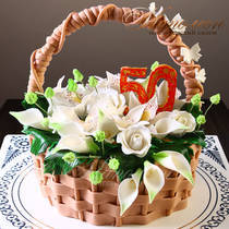Торт Корзина № 115 Т