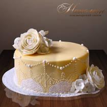 Торт на день рождения № 117 Т