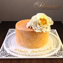 Торт на день рождения № 120 Т
