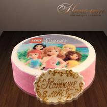 Торт Лего Френдс № 297 Д
