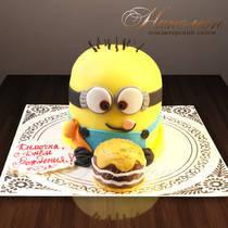 Детский торт Миньон № 308 Д