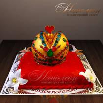 Торт Корона № 033 ВИП