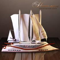 Торт Яхта № 034 Вип