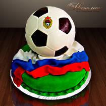 Торт футболисту № 009 М
