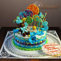 Детский торт малышу № 335 Д