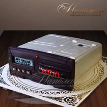 Торт магнитола № 022 ор