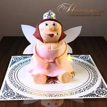 Торт Ангел № 044 Ж