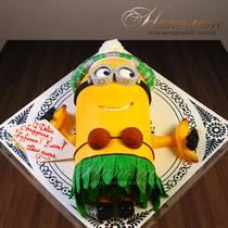 Торт Миньон № 343 Д