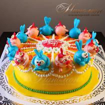 Торт на выпускной № 345 Д