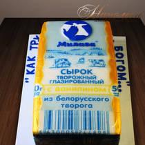 Торт на корпоратив Сырок № 059 К