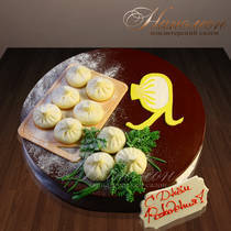 Торт Хинкали № 023 ор