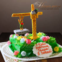 Торт Ну Погоди № 370 Д
