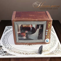 Торт телевизор № 024 ор
