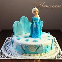 Детский торт Эльза № 397 Д
