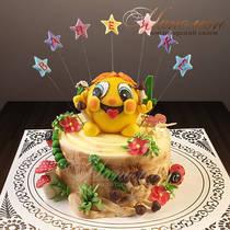 Торт Колобок № 402 Д