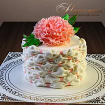 Торт на день рождения № 166 Т