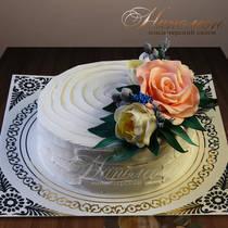 Торт на день рождения № 168 Т