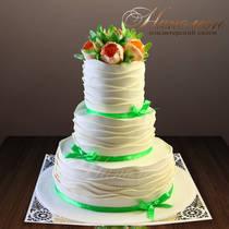 Свадебный торт 266 С