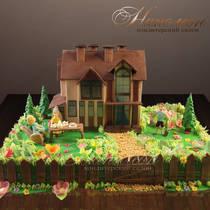 Торт Загородный дом № 171 Т