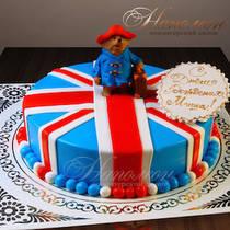 Торт мишка № 435 Д