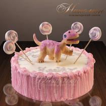 Торт с динозавром № 449 Д