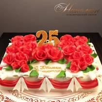 Торт на юбилей 175 Т