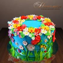 Торт на день рождения № 180 Т