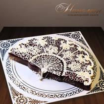 Торт веер № 026 ор