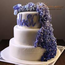 Свадебный торт № 278 С
