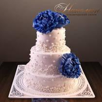 Свадебный торт № 280 С