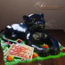 Торт пантера № 181 Т