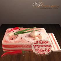 Торт сало 027 ор