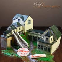 Торт коттеджный поселок № 039 Вип