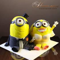 Свадебный торт Миньоны № 291 С