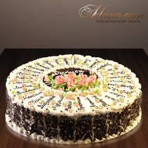 Торт на выпускной № 481 Д