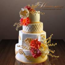 Свадебный торт № 294 С