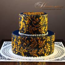 Свадебный торт № 298 С