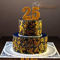 Торт на юбилей № 040 Вип