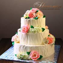 Свадебный торт № 305 С